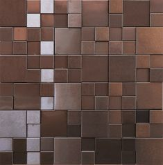 22 Metal Tile Backsplash Ideas Metal Tile Metal Tile Backsplash Natural Stone Backsplash