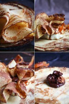Chocolate Pancakes with Orange 3 by kimbery