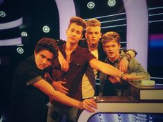 The Vamps The National Lottery BBC1 5th of July 2014
