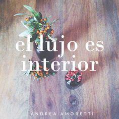 Pistas de estilo | Andrea Amoretti - El estilo que te hace feliz
