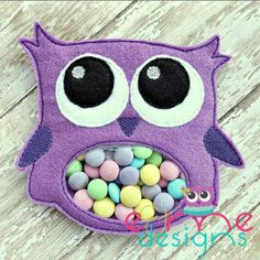 Candy Bag – Tutu Owl