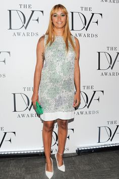 2012 DVF Awards. Vote for the woman who inspires you the most for the 2013 DVF Awards: http://dvfawards.com #DVFEMPOWERS