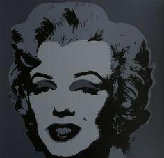 Andy Warhol - Marilyn No 31, Sunday B. Morning   Oeuvre d'Art en Vente Artsper