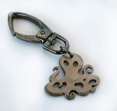 Handmade Metal Octopus Purse Clip. Starting at $1 on Tophatter.com!