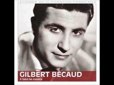 Gilbert Bécaud - Et maintenant ( 1962 ) - YouTube