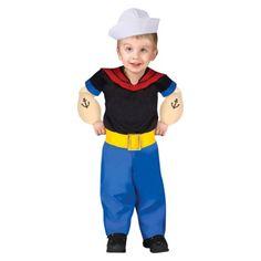 costume Popeye the Sailorman