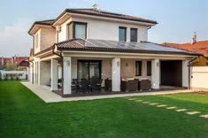 CUBUS Architects Ltd. – Modern Mediterranean residential building Source by mikzsu