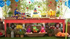 Casa e Festa | Decoração de aniversário da Galinha Pintadinha: ideias, fotos