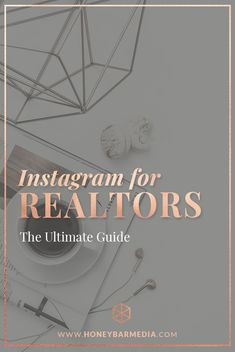 "Did you know that agents can generate leads, sales, and referrals from Instagram? In this post, I'll show you how to master Instagram for real estate. We're huge proponents of Instagram here at Honey Bar Media. And for good reason... With over 500 million users and 4.2 billion ""likes"""