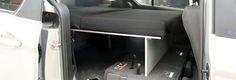 VanEssa Mobilcamping - Camping Ausbau für Deinen Van - T5, T6, Mercedes u.v.m.-VanEssa Campingausbau im Ford Tourneo Connect