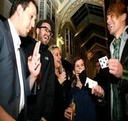 Expert table and cabaret  magician to hire in London and the UK