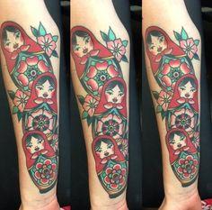 Fuck yeah traditional tattoos!, Ben Rorke