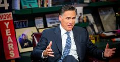 Mitt Romney Would Rather Vote For A Write-In Candidate Than Donald Trump