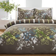 22 Best Brown Amp Turquoise Bedding Images In 2012