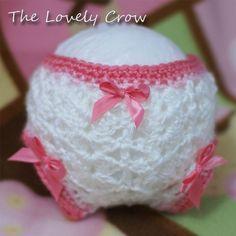 ruffle diaper cover crochet pattern free | Diaper Cover Crochet Pattern | Crochet