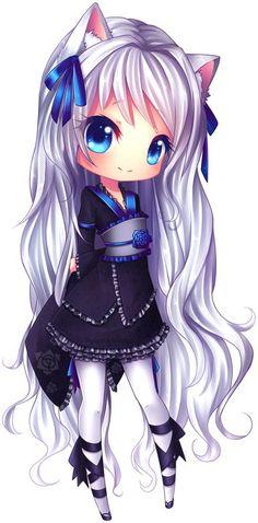 Image result for anime chibi