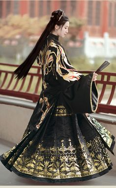 Asian Style, Chinese Style, Hanfu, Chinese Clothing, Traditional Dresses, Asian Fashion, Asian Beauty, Asian Girl, Beautiful Dresses
