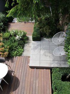 Highgate Family Garden — Lucy Willcox Garden Design Back Gardens, Small Gardens, Outdoor Gardens, Back Garden Design, Garden Design Ideas, Small Garden Landscape Design, Urban Garden Design, Contemporary Garden Design, Family Garden