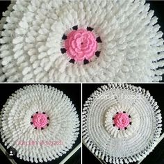 Dowry Bath For those looking for fiber models, we have made an archive of thousands of beautiful fiber models. You can find fiber samples and their construction with video narration here. Crochet Motif, Crochet Designs, Crochet Flowers, Crochet Patterns, Crochet Hats, Unicorn Egg, Rainbow Flowers, Chair Pads, Fiber