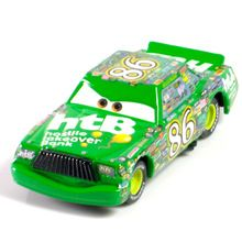 007 Pixar Cars 2 Click Hicks No.86 1:55 Scale Diecast Metal Alloy Modle Brio Cute Toys For Children Gifts Free Shipping(China (Mainland))