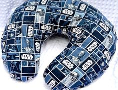 Star Wars Boppy Slip Cover with Minky