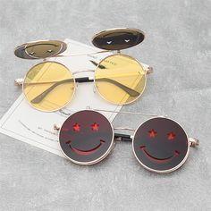 @adlacis 🤍 Funky Glasses, Cool Glasses, Cute Jewelry, Jewelry Accessories, Fashion Accessories, Cute Sunglasses, Round Sunglasses, Sunnies, Fashion Eye Glasses