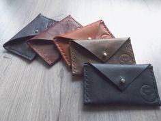 Handmade Envelope Card Wallet