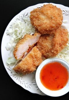 Thai Shrimp Cakes (ทอดมันกุ้ง) | Thai Food by SheSimmers