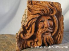 Marcus, one of the Rune Wizards, of the Knothole Family Clan. $54.59 thru Etsy