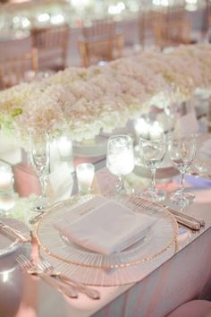 [Click on the photo to book your wedding photographer]   Engagement Wedding Table Decor Ideas | Table Pieces | Wedding Dinner Table  Curated by Best Indian Candid Wedding Photogrpaher Rish Agarwal