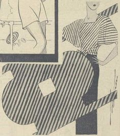 Just Skirts and Dresses: 1930's summer fashion - jiffy blouse