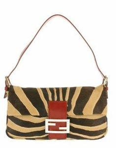 fendi fur bags vintage - Google Search