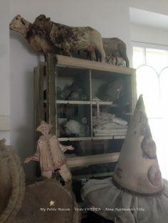 Sharing my visit to Nina Hartmann's Villa this year. My Petite Maison visits Vintage by Nina! #SWEDEN