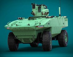 """Check out new work on my @Behance portfolio: """"Concept of an unmanned combat vehicle"""" http://be.net/gallery/62123299/Concept-of-an-unmanned-combat-vehicle"""