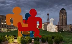 John and Mary Pappajohn Sculpture Park, Des Moines - Iowa   Roadtrippers