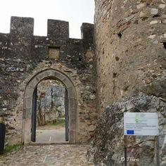 Castelo de Alegrete - Portalegre - Portugal ( retirado da net ).