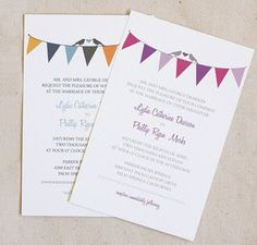 maybe not for wedding invites... but for a baby shower or something-yes!