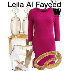 Fox TV Drama, Tyrant, styles the actors in the most beautiful clothes! Leila Al-Fayeed's style is to die for!