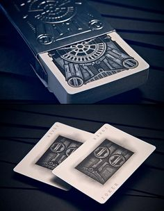 Industrial Edition Playing Cards