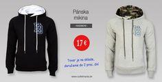 Výpredaj skladových zásob - doručenie do 2 prac. dní Pánska mikina #Hoodboyz čierna: http://www.outletmania.sk/totalny-vypredaj/792-panska-mikina-hoodboyz-hoodie-black-white.html sivá: http://www.outletmania.sk/totalny-vypredaj/793-panska-mikina-hoodboyz-hoodie-grey-camouflage.html  Kompletná ponuka Totálneho výpredaja skladových zásob tu --> http://www.outletmania.sk/381-domov-totalny-vypredaj/totalny-vypredaj-oblecenia-a-obuvi  #hoodboyz #outletmania #vypredaj #slovensko #sale #outlet