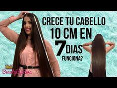 CABELLO LARGO EN UN MES / ¿COMO HACER CRECER EL CABELLO RÁPIDO? ♡ | Danielalala - YouTube