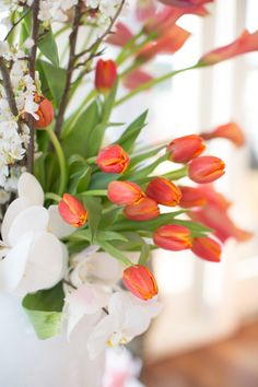Instead of French Tulips: http://www.stylemepretty.com/2015/04/16/get-the-look-wedding-flower-alternatives/