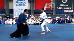 """REAL AIKIDO """"Demonstration in Belgrade""""  Personally, I prefer more linear and direct movements, but these are quite impressive"""