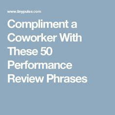 How to say something positive about a coworker when you don't know what to write or say. With 50 example phrases you can use to write a meaningful and memorable message. Leadership Coaching, Leadership Development, Leadership Quotes, Life Coaching, Employee Appreciation Gifts, Volunteer Appreciation, Coworker Appreciation Quotes, Appreciation Message, Volunteer Gifts