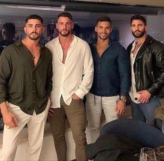Daily Fashion, Mens Fashion, Book Aesthetic, Chloe Bag, Dapper, Beautiful Men, Sexy Men, Night Out, Bearded Men