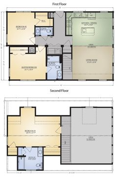 Linville I: Square Footage 1,113 Sq. Ft - First Floor 447 Sq. Ft - Second Floor 1,560 Sq. Ft  - Approximate