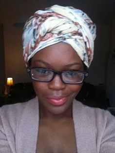 how to wrap head scarf - Google Search