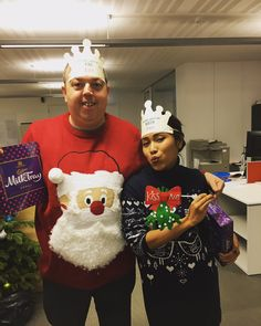 Banham Head office took part in @Save the Children Christmas jumper day 2016 and raised £441.01 for the charity! #christmasjumperday #jumperday #banham #charity #children #christmas