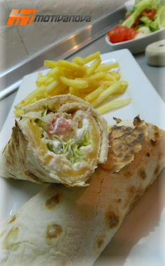 Easy and Fast Tortilla Wraps Recipe