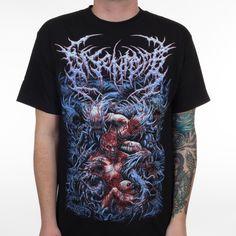 Authentic BEHEMOTH Devour Black Metal Long Sleeve T-Shirt NEW